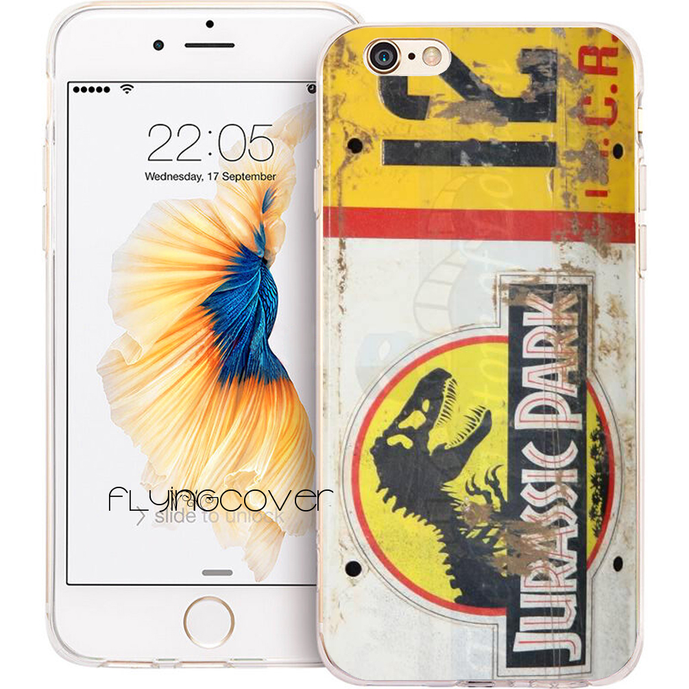coque iphone 6 jurassic park