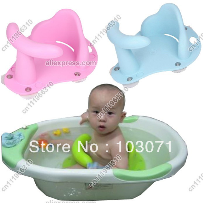 new arrive baby infant kid child children toddler bath seat ring non slip anti slip safety chair. Black Bedroom Furniture Sets. Home Design Ideas