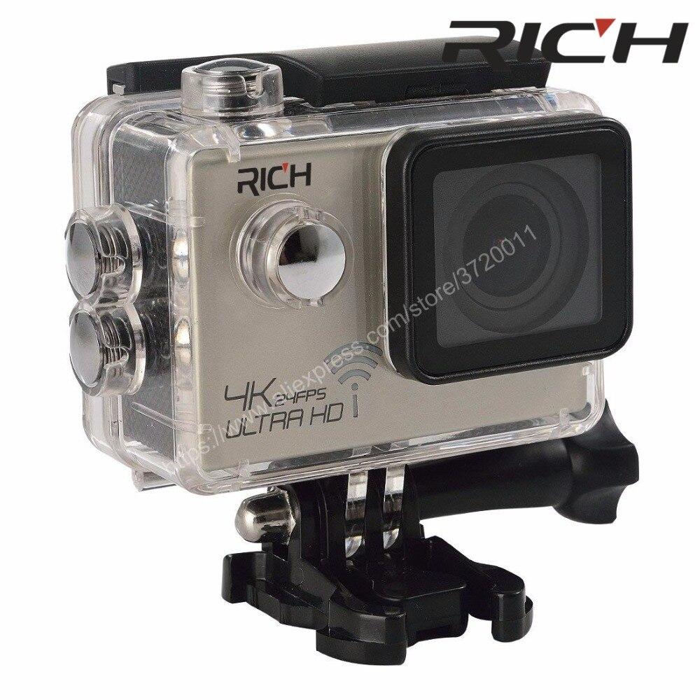 Action Kamera Ultra HD 4 karat Touch Screen WiFi 2,0
