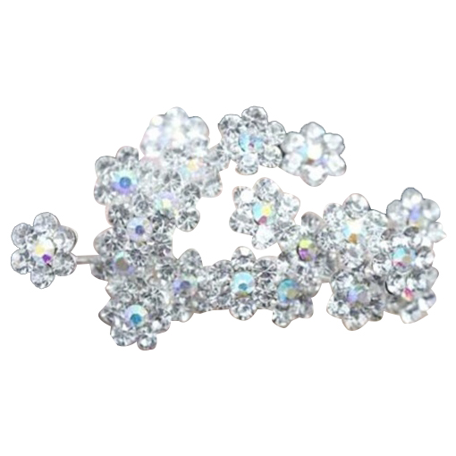 20Pcs Fashion Wedding Bridal Pearl Flower Crystal Hairpin Hair Clips Bridesmaid
