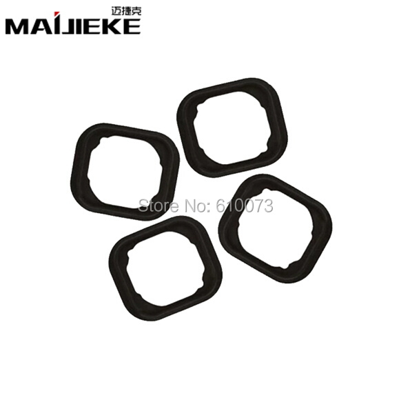 30PCS MAIJIEKE New Repair Home Button Rubber Gasket Spacer Holder ...