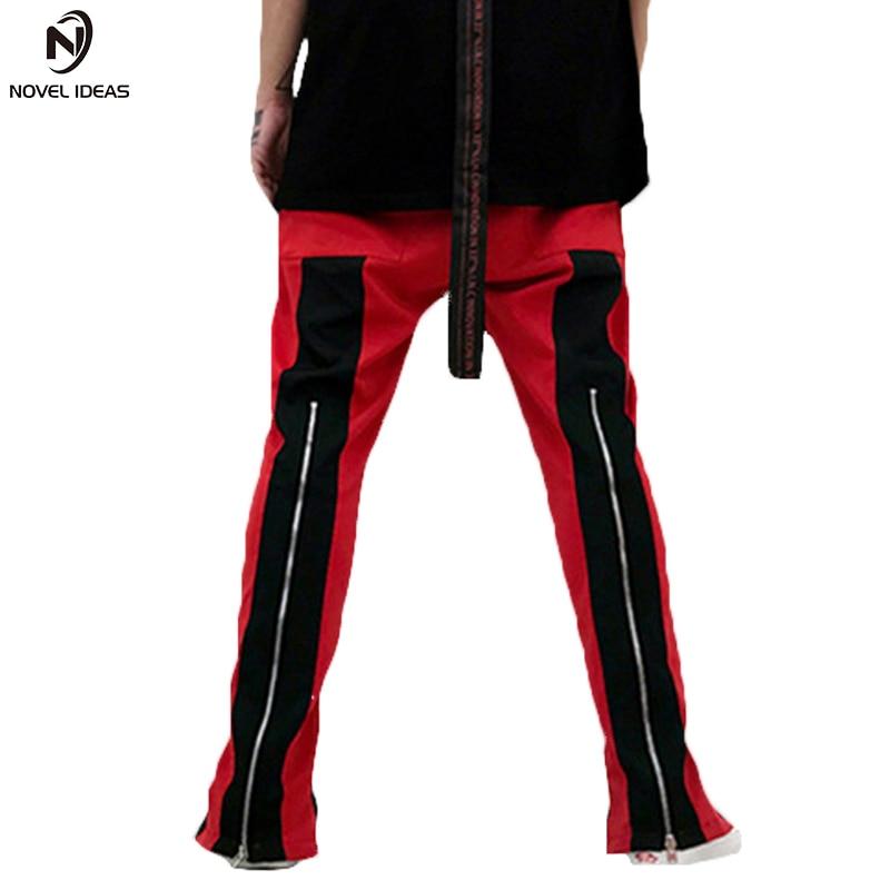 Hip Hop Pants Hot Tv Play Stranger Things Season 3 Men/women Clohtes 2018 Sweatpants Creative Wide Leg Pants Cool Pants 4xl Pants & Capris