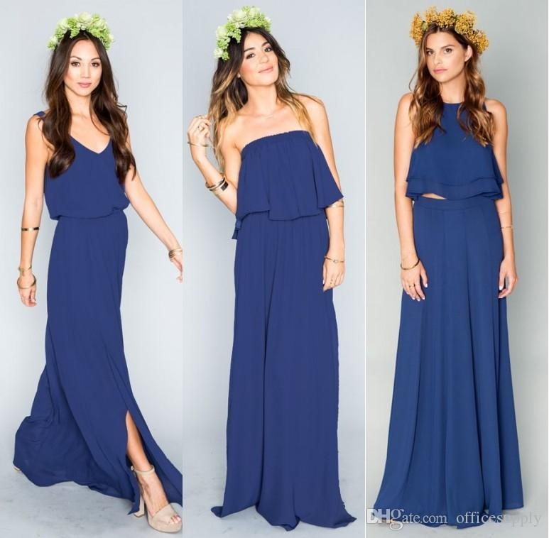 Compare Prices on Bohemian Bridesmaid Dress- Online Shopping/Buy ...