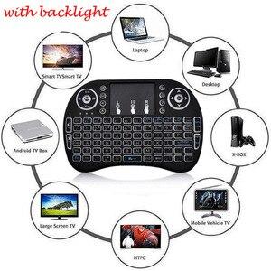 English Wireless 2.4GHz i8 Bac