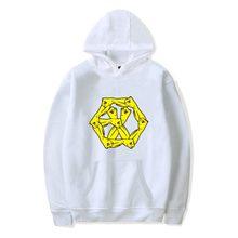 EXO Pullover Logo Print Hoodie [28 Designs]