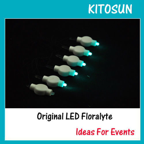 100pcs/Lot Hanging LED Floralyte Light For Paper Lantern Lighting For Wedding Party Events Holidays Decoration