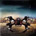 MJX X902 (Actualización x901 x900) 2.4G Mini RC Drone Quadcopter 6 Ejes Fresco Helicóptero Con Luz Led para Vuelo Nocturno