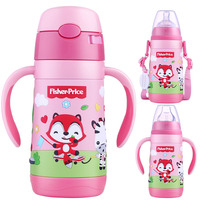 Baby Thermos Feeding Cup Set With Straw Durable Learn Drinking Sippy Bottle Vacuum Flask Children Thermal