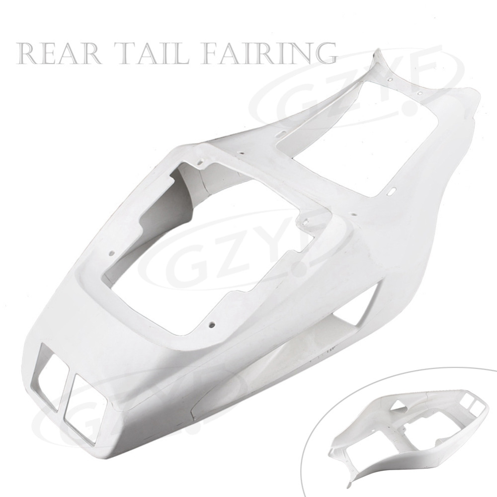 Unpainted  Tail Rear Fairing Cover Bodykits Bodywork for Ducati 996 748 916 998 Injection Mold ABS Plastic abs fairing kit for ducati 748 916 996 998 03 04 05 ducati 748 916 996 998 2003 2004 2005 red white fairings set 7gifts dc10