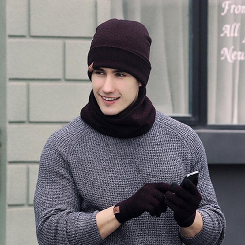 scarf hat set (3)