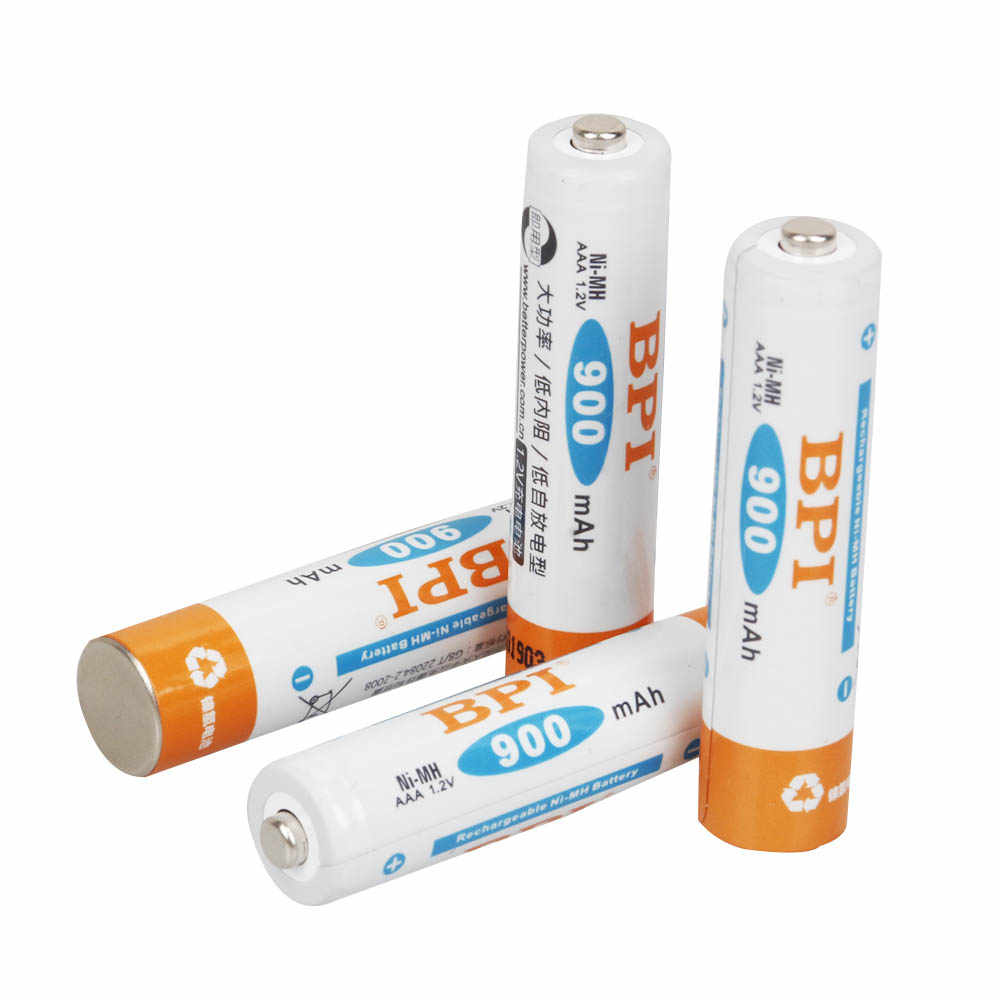 enelong Ni-MH 900mAh AAA 1.2V AAA Battery AA 2100mAh Nickel Metal Hydride Low Self-Discharge NiMH Rechargeable Batteries
