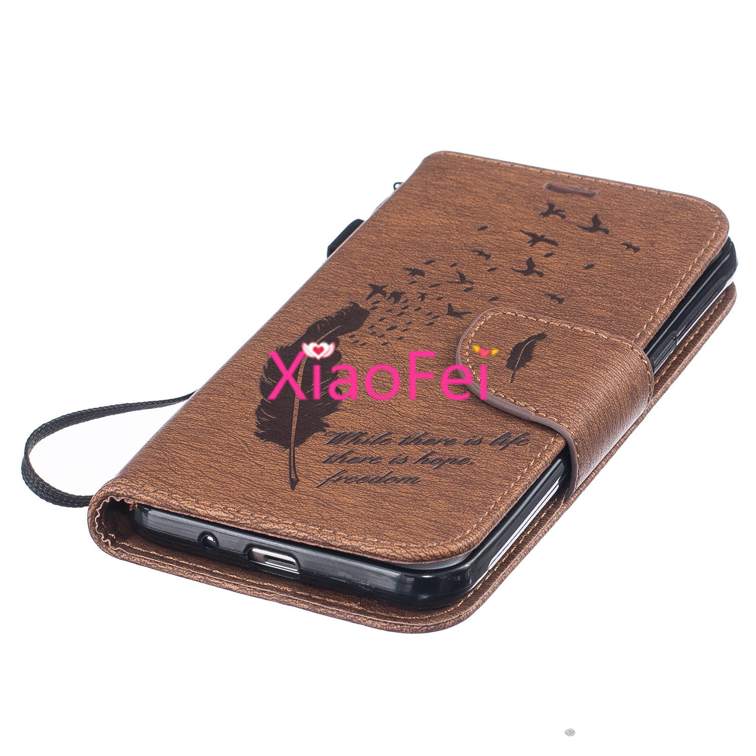 New Arrival Hot Sale Wallet PU Leather For Samsung Galaxy J3 J300 Flip Wallet Bag Flip With Stand Cove Cases with Card Slots