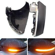 Turn Signal Led Side Wing Rearview Mirror Indicator Blinker Repeater Light For Volkswagen Vw Polo Mk5 Facelift 6c 2014 2015 все цены