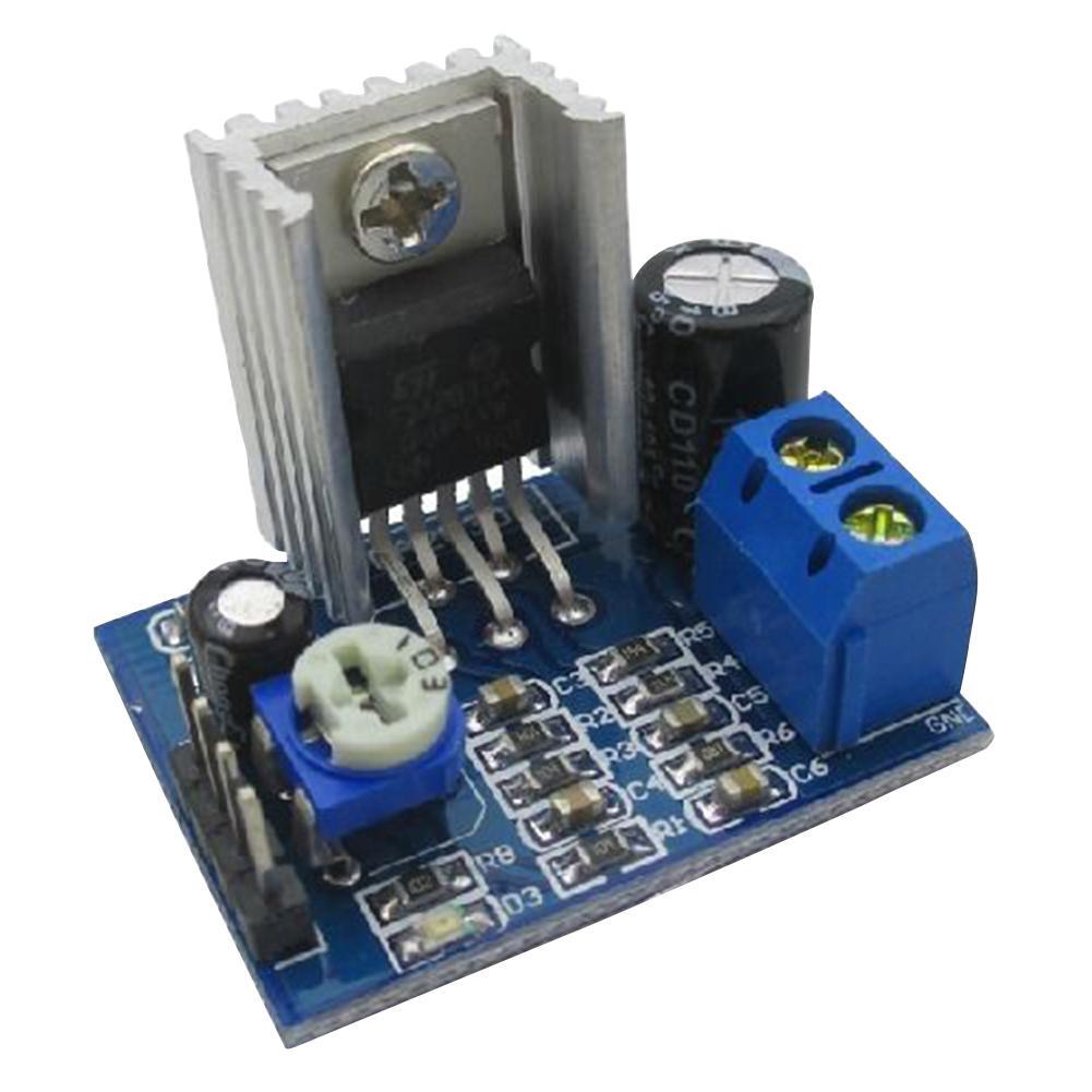 Новый TDA2030A аудио усилитель модуль усилитель мощности плата AMP 6 ~ 12 В 18 Вт