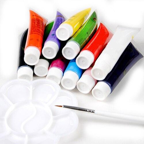 Fashion Nails Tools 12colors Nail Art Polish Pen For
