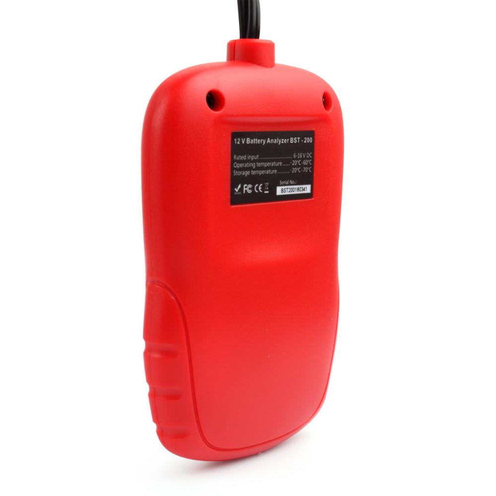 Ancel BST200 12V Car Battery Tester-10
