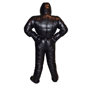 Image 2 - New Style Conjoined Down Suit 1500g Goose Down Filling Waterproof Professional Comfortable Winter Down Jacket