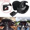 Universal Black Motorcycle Handlebar Cup Holder For Harley Honda Yamaha Kawasaki Suzuki 7 8 22MM Handlebars