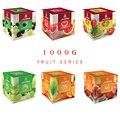 JIJU Al Fakeher Shisha sabor Hookah herramientas de fumar accesorios pavo 1000g vidrio sabores mezclados para Hookahs