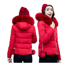 2017 New Autumn Winter Jacket Coat Women Parka Woman Clothes Solid Long Jacket Slim Women's Winter Jackets And Coats