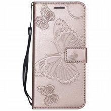Flip Fundas Butterfly Frame For Cases Huawei Mate 10 Pro 7 8 9 P10 P20 P8 P9 Lite Mini P Smart Plus Nova 2i 3e Card Slot DP06Z