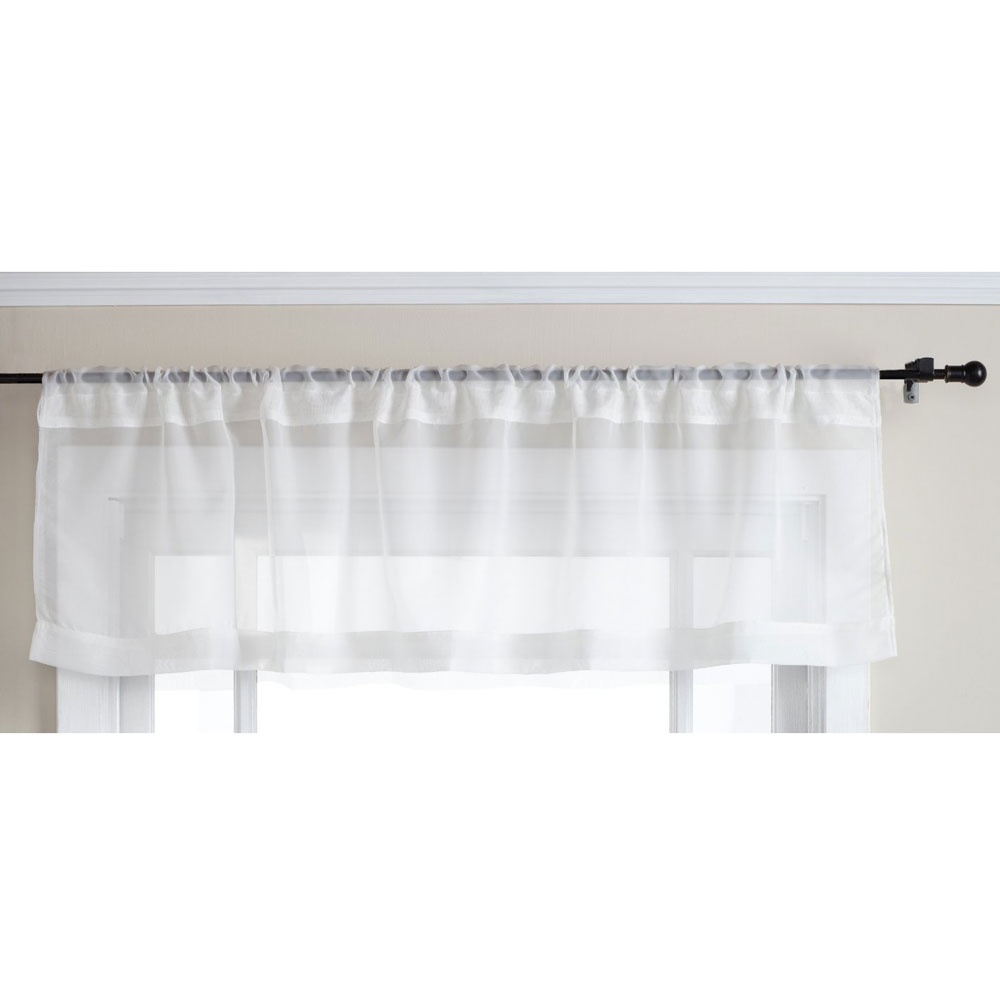 Exelent Black Kitchen Curtains And Valances Model - Best Kitchen ...