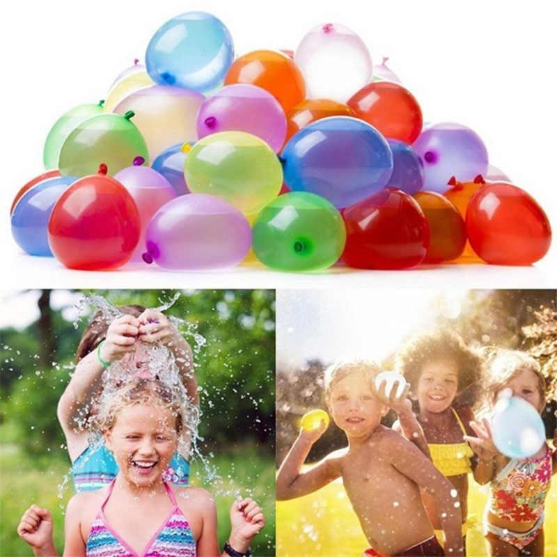 111Pcs Water Bombs Balloon Amazing Filling Magic Ball for
