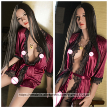WMDOLL 163cm Silicone Sex Dolls Realistic Shemale TPE Real Sexy Penis Love Doll Adult For Men Gay Lesbian Toys