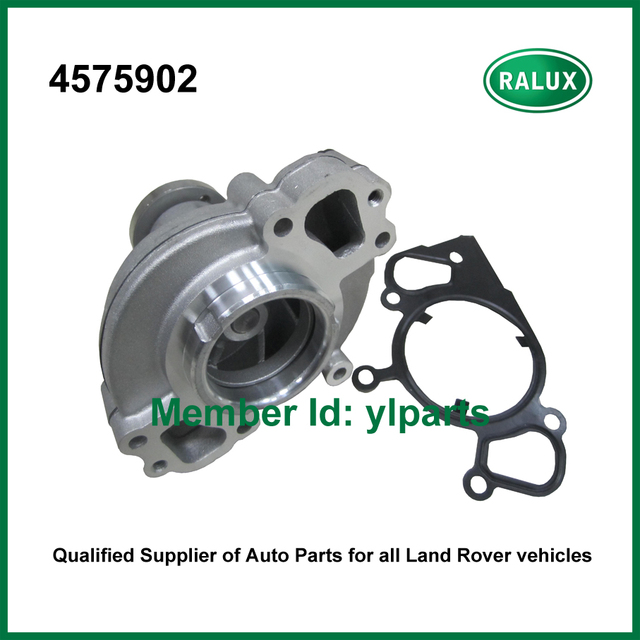 4575902 high quality New Car Water Pump 4.4L V8 Petrol for Range Rover Discovery 3 Range Rover Sport Auto Water Pump in stock