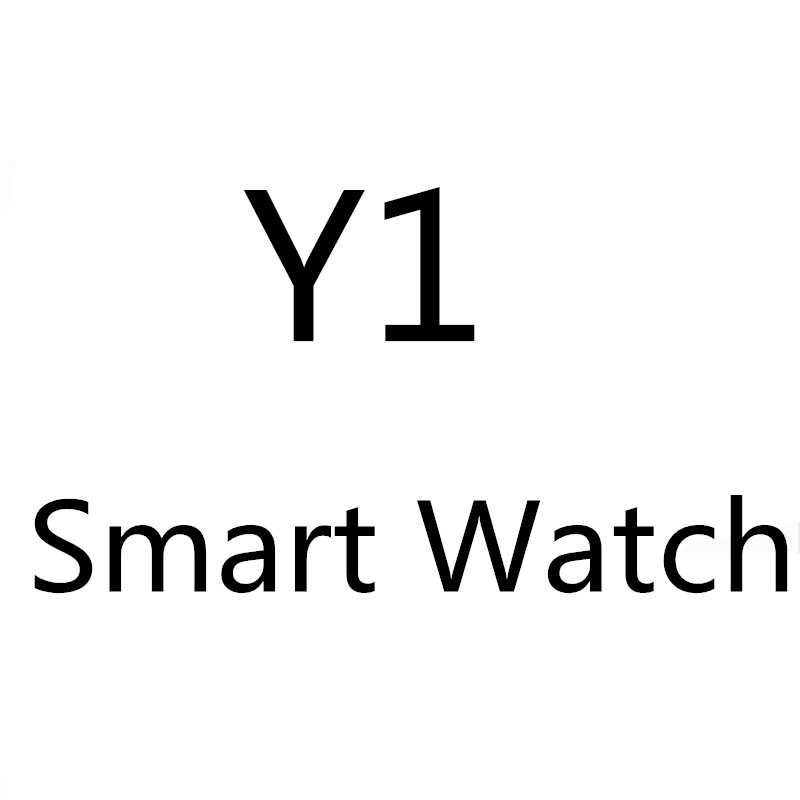 factory Outlet Y1 Smart Watchs Round Support Nano SIM &TF Card With Whatsapp And Facebook Men Women Business Smartwatch умные часы smart watch y1