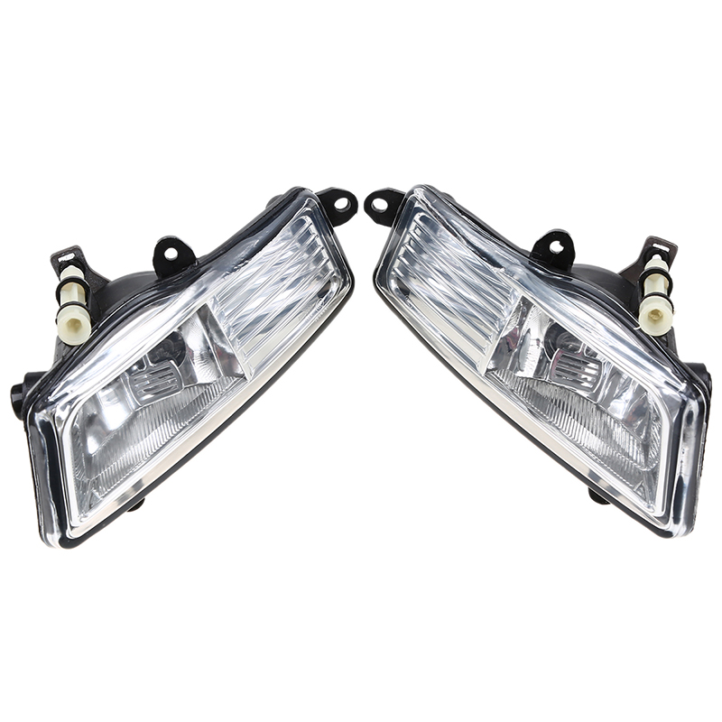 все цены на POSSBAY Car Front Bumper Fog Light Assembly for Audi A6(C6) Quattro A6/S6/Avant 2009 2010 2011 Halogen Yellow Driving Lamps