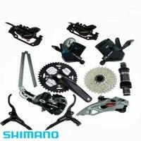 Nova shimano alivio m430 3x9 velocidade bicicleta groupset grupo de bicicleta montanha 27 velocidade|Desviador de bicicleta| |  -