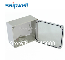NEW POLY CARBONATE WITH CLEAR COVER 170*140*95MM WATERPROOF IP65 TERMINAL BOX JUNCTION BOX