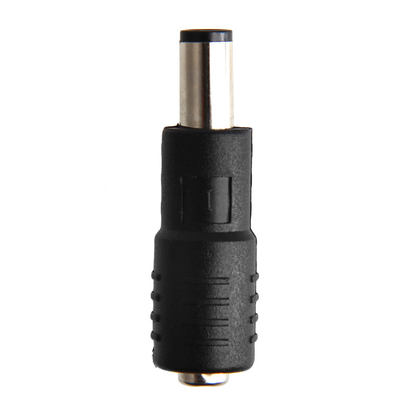 2.1x5.5mm F To 5.0x7.4mm Male DC Power Plug Connector Adapter For DELL For HP Laptop