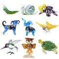 H & D 9 Stile Glas Tiere von Glück Sammeln Figuren Hand Geblasen Murano Glas Tier Skulptur für Tisch Home dekoration|Figuren & Miniaturen|Heim und Garten -