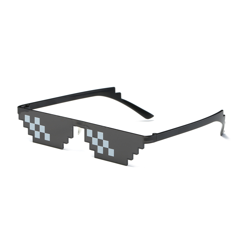 Thug life Deal With It Sunglasses Men Glasses Women Hot