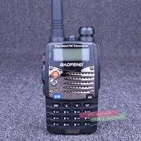 vhf uhf רדיו הסט Baofeng BF-UV5RA מכשיר הקשר המקצועי 128CH שתי דרך רדיו 5W VHF & UHF כף יד לציד רדיו נייד (1)