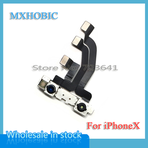 Image 5 - 1個スモールiphone 8 8グラムプラスx xs最大xrとライト近接センサーフレックスケーブル直面してモジュール交換部品