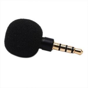 Image 4 - Andoer Cellulare Smartphone Portatile Mini Omni Direzionale Mic Microfono per Registratore per iPad di Apple iPhone X 8 Per Samsung