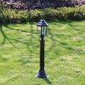 Модная наружная лампа для газона для двора  сада  дороги  света  двора  полюса  лампы WCS-OLL0027