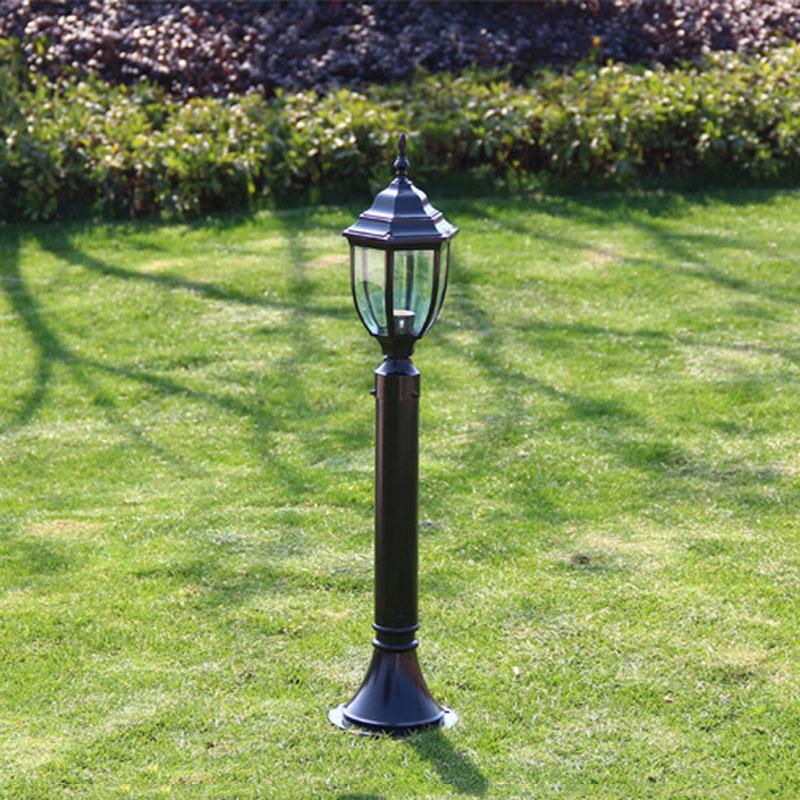 Fashion Outdoor Lawn Lamp Backyard Garden Road Light Courtyard Pole Lamps WCS-OLL0027