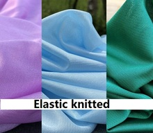 Elastic knitted lining fabric lining lining soft vertical lining into a width of 160 cm стоимость