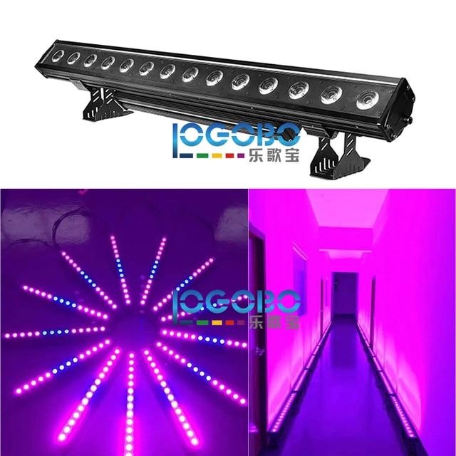 14x30w rgbwa led bar dj up lighting for weddings bistro lights