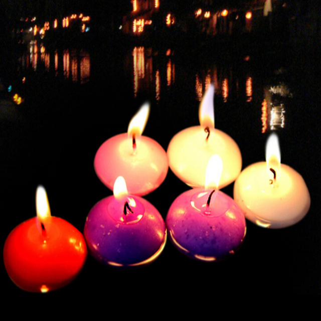 Scented Floating Candles