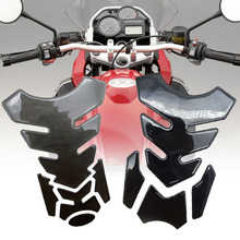 3D Motorcycle decals stickers motorbike tank pad tankpad Protector Stickers FOR suzuki bandit 400 kawasaki ducati corse
