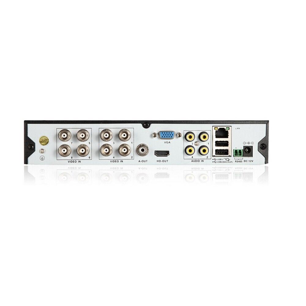 Купить с кэшбэком 4mp HD CCTV System 8CH AHD DVR Kit 8PCS 4.0mp 2560*1440 Security Camera indoor Outdoor Surveillance DIY Kit Easy Remote View