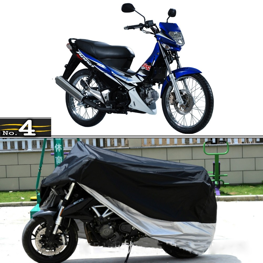 Motorcycles waterproof dust covers for honda xrm 125xrm 125