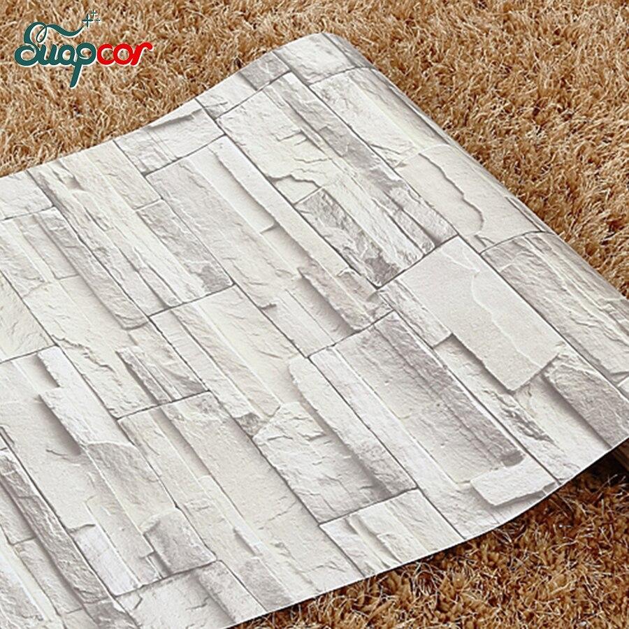 3M / 5M / 10M Αυτοκόλλητα τοίχου από τούβλα - Διακόσμηση σπιτιού - Φωτογραφία 1