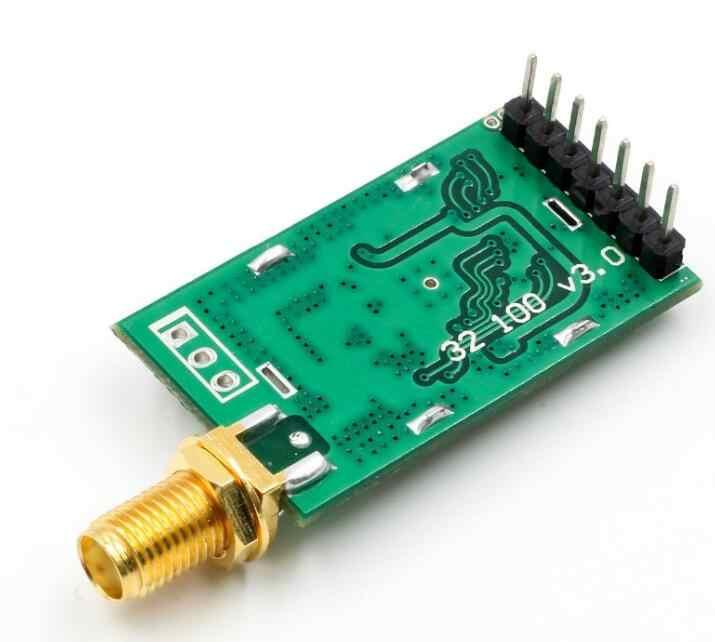 LoRa SX1278 433 MHz Módulo de radiofrecuencia inalámbrico iot transceptor CDSENET E32-433T20DT UART receptor de TRANSMISOR DE RF de largo alcance 433 MHz