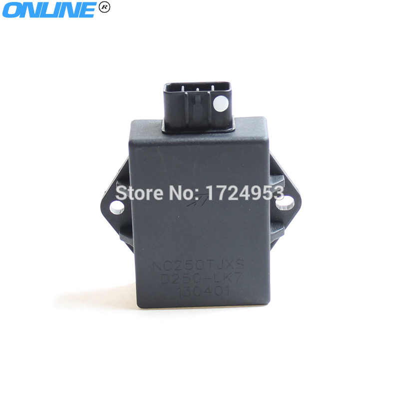 ZONGSHEN 250CC NC250 8PINS for XMOTOS APOLLO BSE KAYO XZ250R T4 T6 OFF ROAD MOTORCYCLE ignition cdi box free shipping